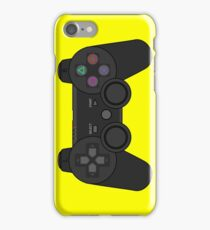 Video Game Inspired Console Playstation 3 Dualshock Gamepad iPhone Case/Skin