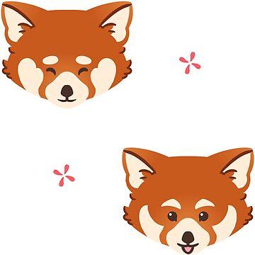 Red Panda by Lysaena