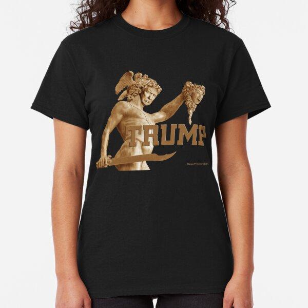 Perseus Beheads Medusa Classic T-Shirt