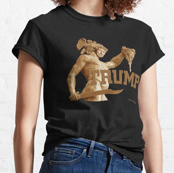 Perseus enthauptet Medusa Classic T-Shirt