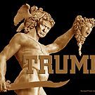 Perseus Beheads Medusa by EyeMagined