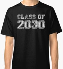 Vintage Class of 2030 Classic T-Shirt