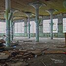 Pillars and Debris by Steven Godfrey