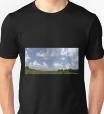 HDR Composite - Overgrowth in Nature Preserve T-Shirt