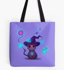 Cat Mage  Tote Bag