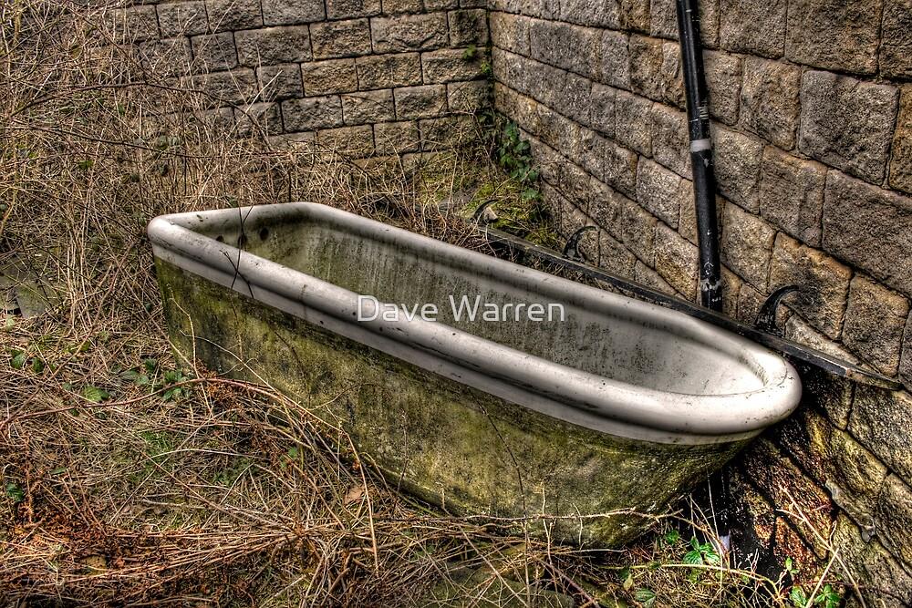 Bath Time...... by Dave Warren