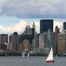 Manhattan Island by Tim Yuan
