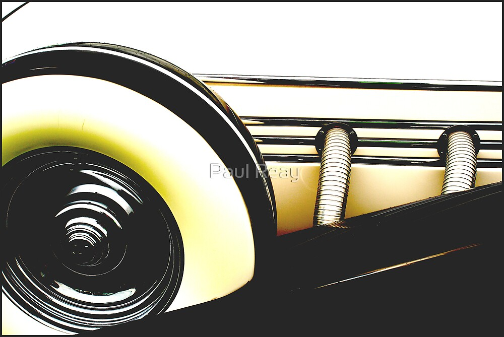Mercedes Baron 504K pic 2 by Paul Reay