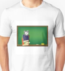 school background T-Shirt