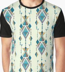 Vintage ethnic tribal aztec ornament  Graphic T-Shirt