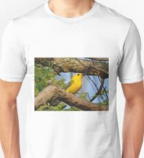 Prothonotary Warbler II Unisex T-Shirt
