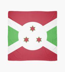 Burundi Flag Scarf