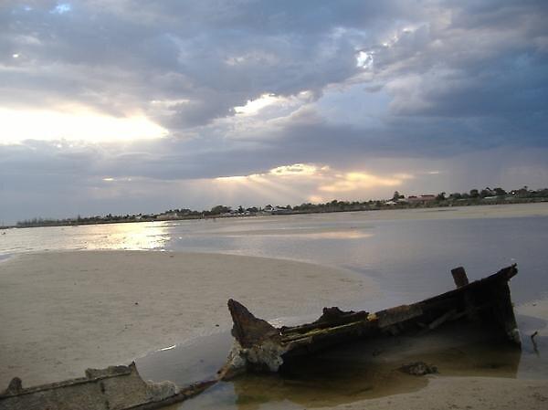 boatwreck by emmagene