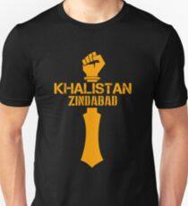 Khalistan Zindabad Unisex T-Shirt