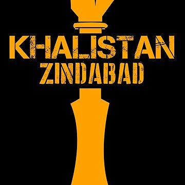 Khalistan Zindabad by inkstyl
