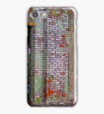 Textures, Patterns, and Dissoultion iPhone Case/Skin