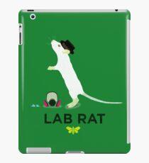 Lab Rat iPad Case/Skin