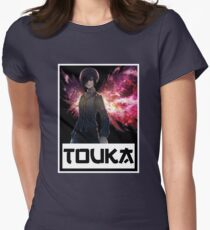 Touka Tokyo Ghoul v3 Womens Fitted T-Shirt
