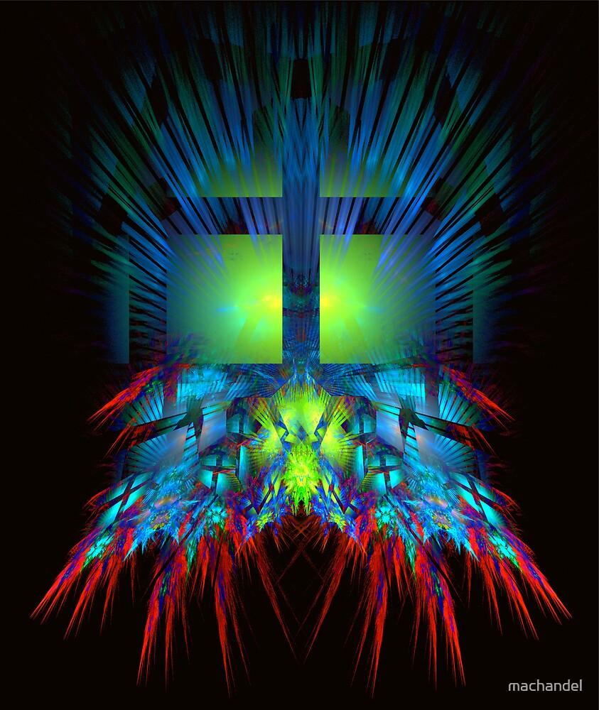easter - resurrection by machandel