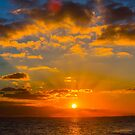 Hythe Sunset by Dave Hare