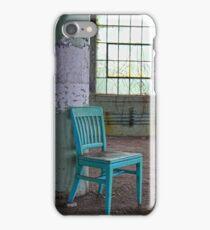 Turquoise Survivor iPhone Case/Skin