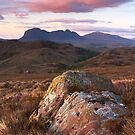 Assynt Sunset by Jeanie