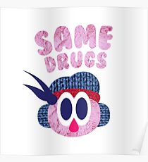 Chance The Rapper - Same Drugs Poster