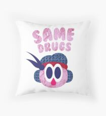 Chance The Rapper - Same Drugs Throw Pillow