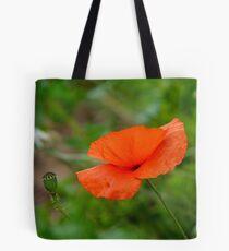 Three Generations! - Red Poppy - NZ Tote Bag