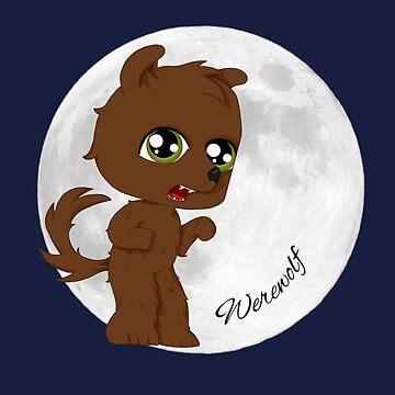 werewolf by Zomberflie
