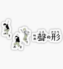 Koe No Katachi | A Silent Voice Sticker