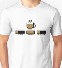 Coffee stats T-Shirt