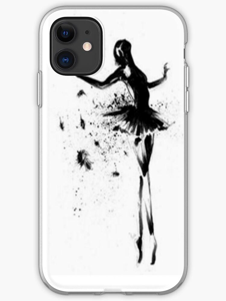cover iphone ballerina