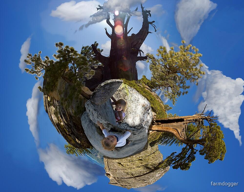 Our little world by farmdogger