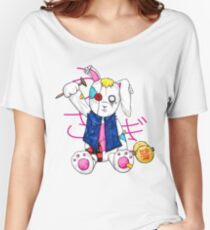 Rabbit Doll Women's Relaxed Fit T-Shirt