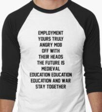 Kaiser Chiefs Album Titles T-Shirt