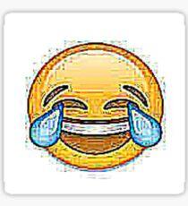 sharpened emoji Sticker
