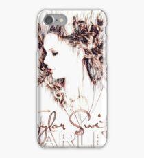 Taylor Swift Fearless Edit iPhone Case/Skin