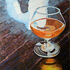 """""""Ale in a wine glass"""" by Richard Robinson"""