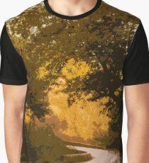Winding Road Graphic T-Shirt