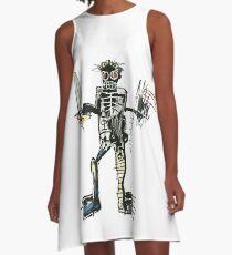 Art Warrior A-Line Dress