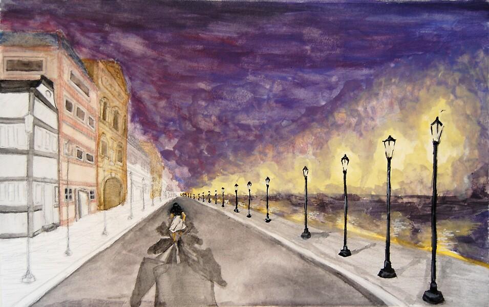 Into the Night by evolutia2001