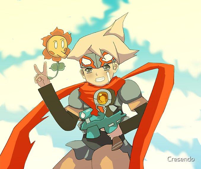 Boktai: Solar Boy Django and Otenko by Cresendo