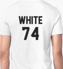 White 74 Unisex T-Shirt