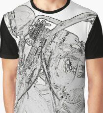HeadLamp Graphic T-Shirt