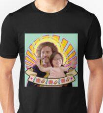 The era of Erlich Bachman and his funky asian dude friend Jian Unisex T-Shirt
