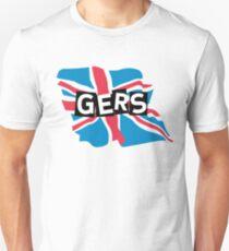 Rangers Union Jack Unisex T-Shirt