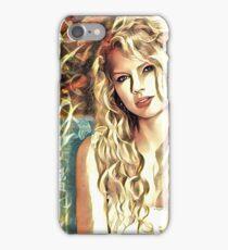 Taylor Swift Debut Album Edit iPhone Case/Skin