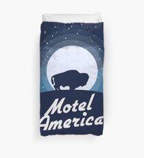 American Gods - Motel America Duvet Cover