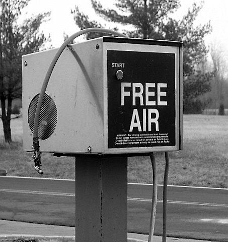 free air by Whitney LeBlanc